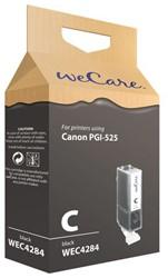 Inkcartridge Wecare Canon PGI-525 zwart