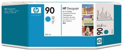 Inkcartridge HP C5061A 90 blauw