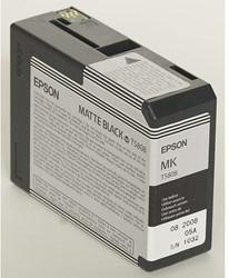 Inkcartridge Epson T580800 mat zwart