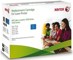 Tonercartridge Xerox 003R99722 HP C9731A 645A blauw