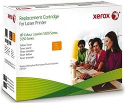 Tonercartridge Xerox 003R99723 HP C9732A 645A geel