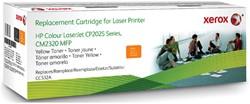 Tonercartridge Xerox 003R99793 HP CC532A 304A geel
