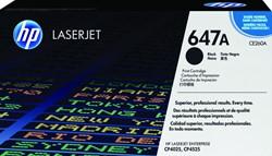 Tonercartridge HP CE260A 647A zwart