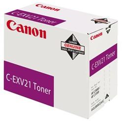 Tonercartridge Canon C EXV 21 rood