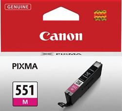 Inktcartridge Canon CLI-551rood