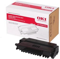 Toner Oki 09004391 B2500 zwart HC