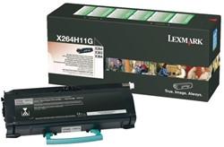 Tonercartridge Lexmark X264H11G prebate zwart