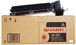 Tonercartridge Sharp AR-202T zwart
