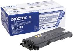Tonercartridge Brother TN-2110 zwart