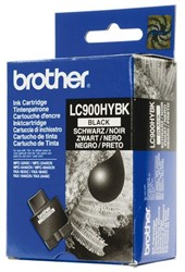 Inkcartridge Brother LC-900HYBK zwart HC