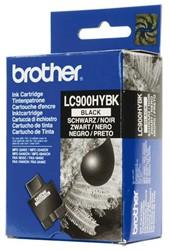 Inkcartridge Brother LC-900HYBK zwart HC