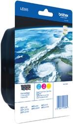 Inktcartridge Brother LC-985RBWBP 3 kleuren