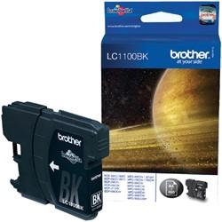Inktcartridge Brother LC-1100BK zwart