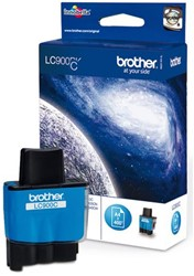 Inkcartridge Brother LC-900C blauw