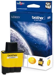 Inkcartridge Brother LC-900Y geel