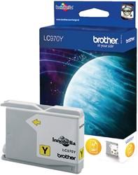 Inktcartridge Brother LC-970Y geel