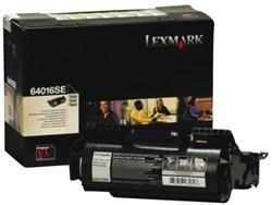 Tonercartridge Lexmark 64016SE prebate zwart