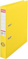 Ordner Esselte Vivida A4 50mm PP geel