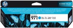 Inktcartridge HP CN622AE 971 blauw