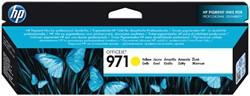 Inktcartridge HP CN624AE 971 geel