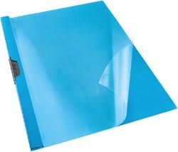 Klemmap Esselte Vivida A4 PVC Blauw