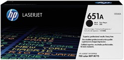 Tonercartridge HP CE340A 651A zwart