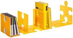 Boekensteun Han 9212 Puzzle Signal oranje
