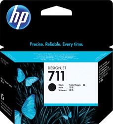 Inktcartridge HP CZ133A 711XL zwart HC