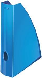 Tijdschriftcassette Leitz WOW blauw