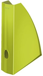 Tijdschriftcassette Leitz WOW groen