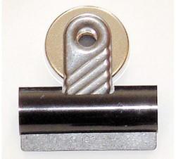 Papierklem Avery 50mm met magneet capaciteit 13Mm zwart