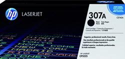 Tonercartridge HP CE740A 307A zwart