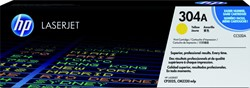 Tonercartridge HP CC532A 304A geel