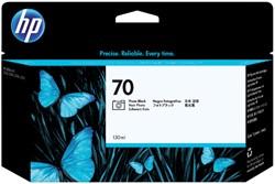 Inktcartridge HP C9449A 70 foto zwart