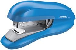 Nietmachine Rapid F30 Flat Clinch 30vel 24/6 lichtblauw