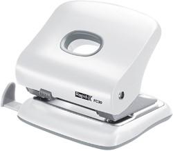 Perforator Rapid FC30 2-gaats 30vel wit