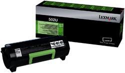 Tonercartridge Lexmark 50F2U00 prebate zwart