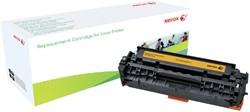 Tonercartridge Xerox 006R03017 HP CE412A 305A geel
