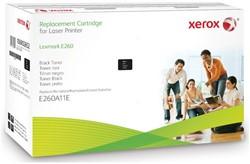 Tonercartridge Xerox 106R02652 Lexmark E260 zwart