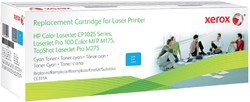 Tonercartridge Xerox 106R02258 HP CE311A 126A blauw