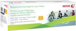 Tonercartridge Xerox 106R02259 HP CE312A 126A geel