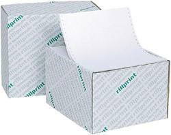 """Computerpapier 240x11"""" blanco LP 60gr 2000vel"""