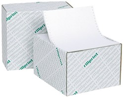"Computerpapier 240x11"" blanco microperforatie 80gr 2000vel"
