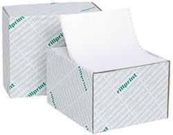 "Computerpapier 380x11"" groen zebra 60gr 2000vel"