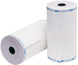 Telexrol 210mmx120m, kern Ø25mm enkelvoud