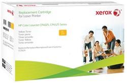 Tonercartridge Xerox 106R02219 HP CE262A 648A geel