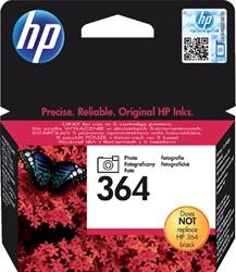 Inktcartridge HP CB317EE 364 foto zwart