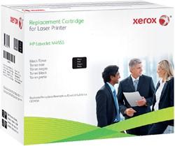 Tonercartridge Xerox 106R02631 HP CE390A 90A zwart