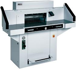 Stapelsnijmachine Ideal 5560 + luchttafel