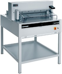Stapelsnijmachine Ideal 6655